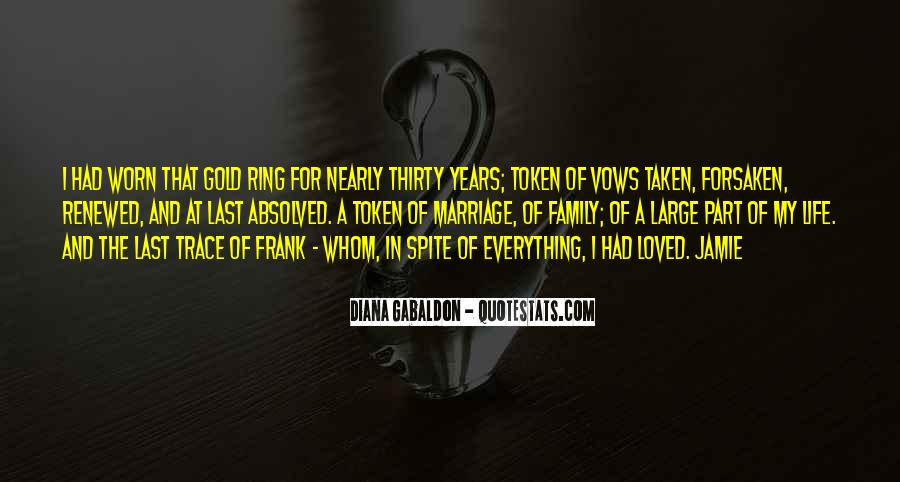 Quotes About 35 Years Of Marriage #354799