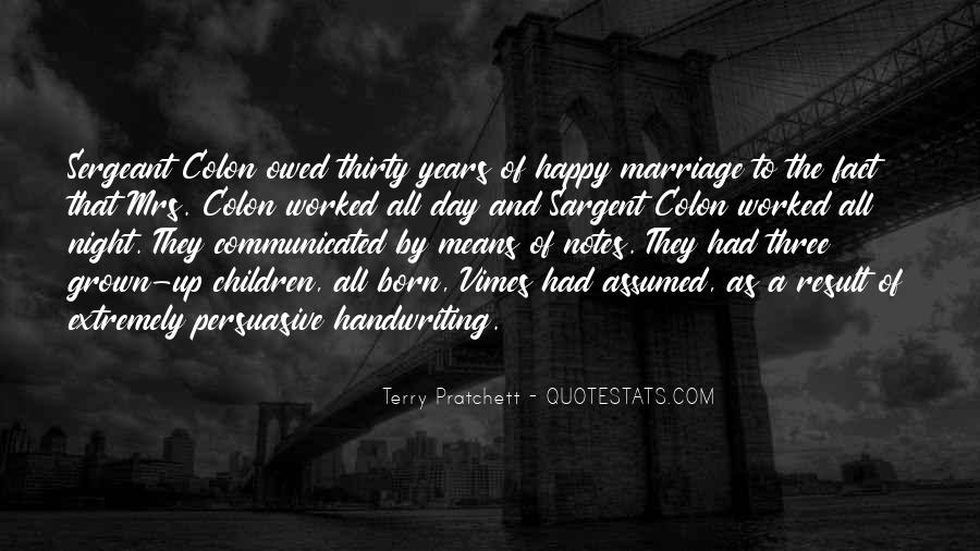 Quotes About 35 Years Of Marriage #430688