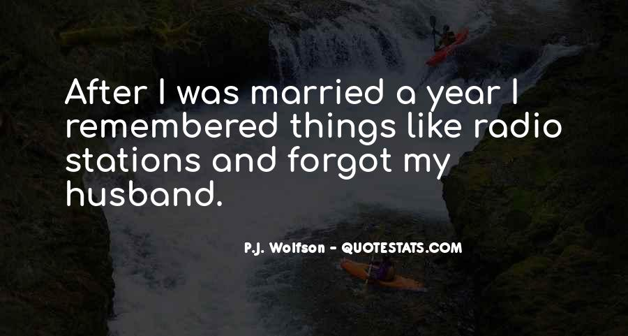 Quotes About 35 Years Of Marriage #473484