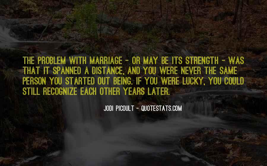 Quotes About 35 Years Of Marriage #716485