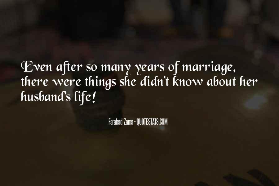 Quotes About 35 Years Of Marriage #931346