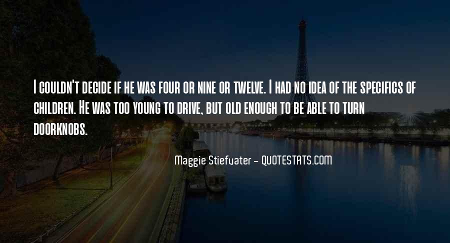 Quotes About Drive Thru #10684