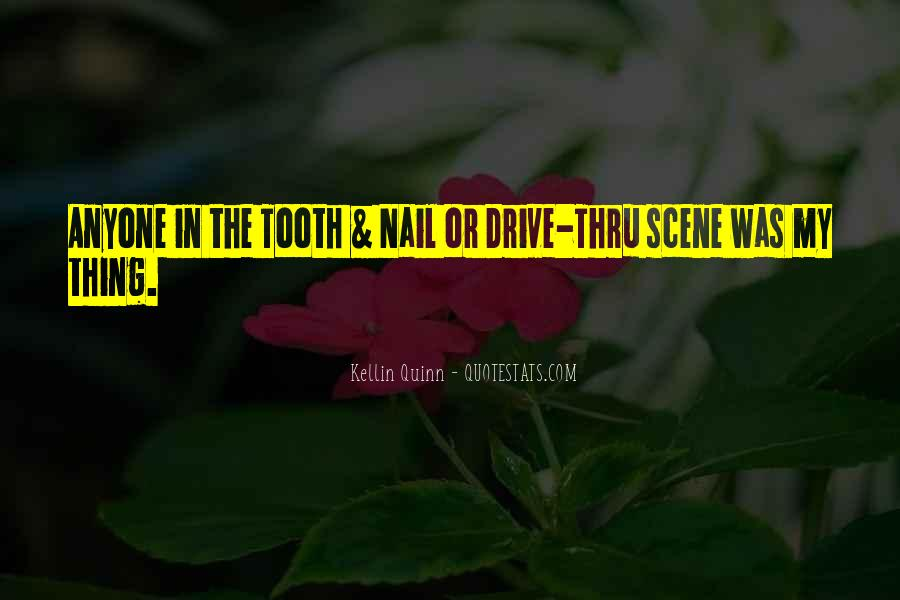 Quotes About Drive Thru #1305477