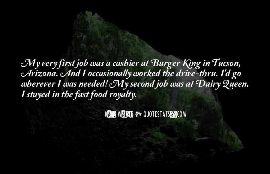 Quotes About Drive Thru #217294