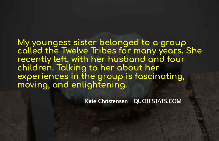 Quotes About Youngest Sister #155994