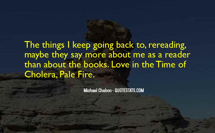 Quotes About Love In Love In The Time Of Cholera #898976