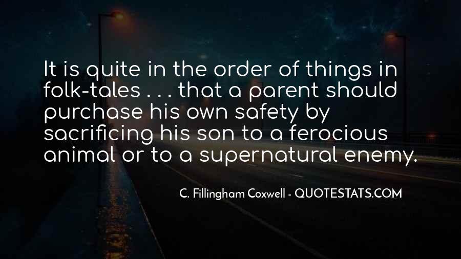 Quotes About Sacrificing #106670