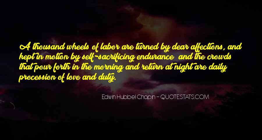 Quotes About Sacrificing #155445