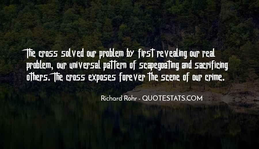 Quotes About Sacrificing #158814