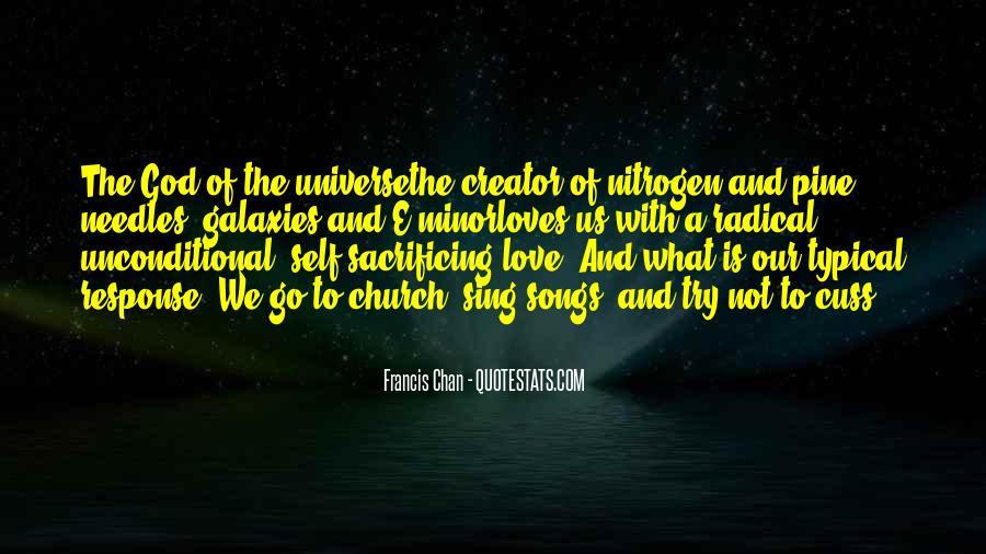 Quotes About Sacrificing #203967