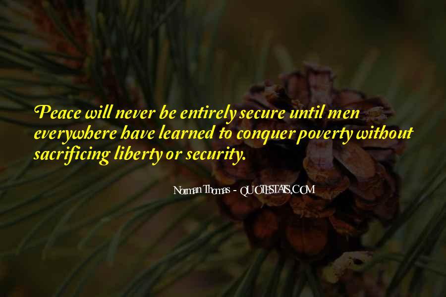 Quotes About Sacrificing #392861