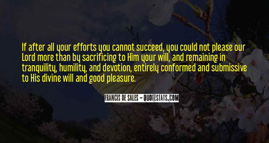 Quotes About Sacrificing #46221