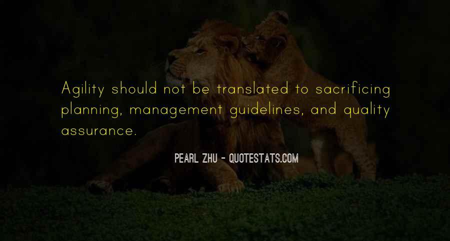 Quotes About Sacrificing #530867