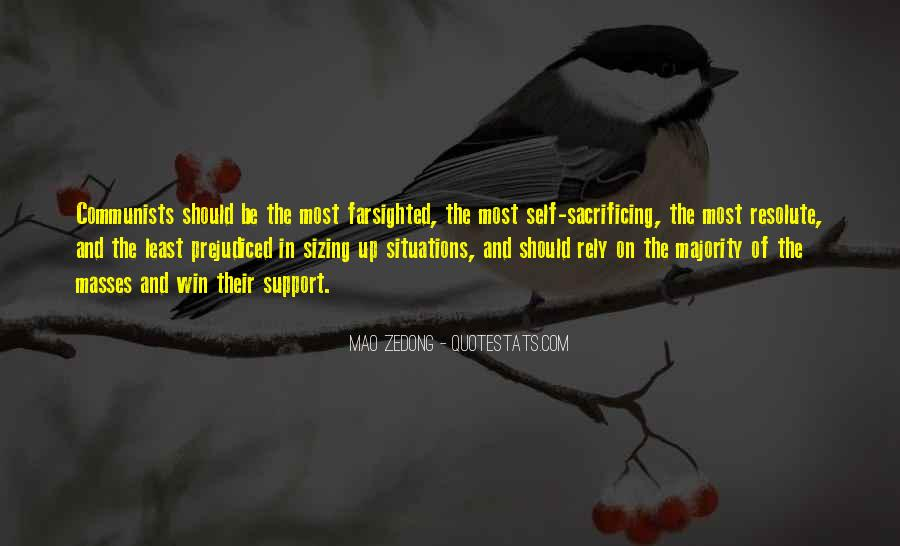 Quotes About Sacrificing #546397