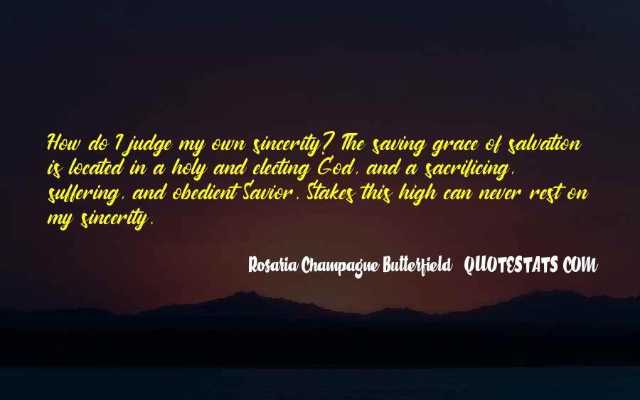 Quotes About Sacrificing #624307