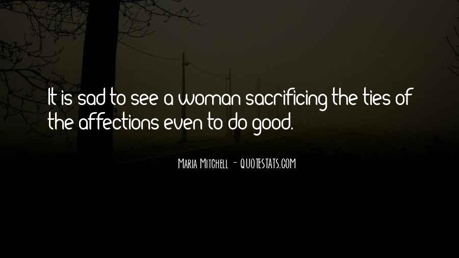 Quotes About Sacrificing #63014