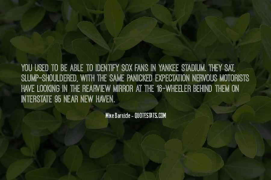 Quotes About Yankee Fans #118695