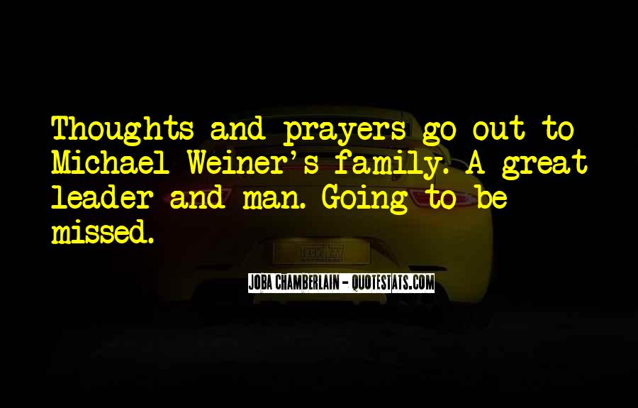 Quotes About Prayer For Family #1425937
