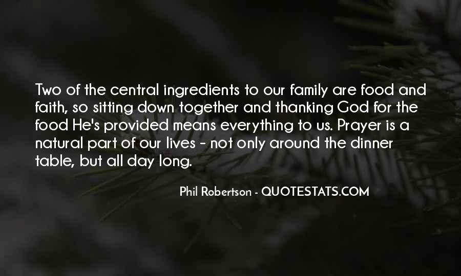 Quotes About Prayer For Family #1535848