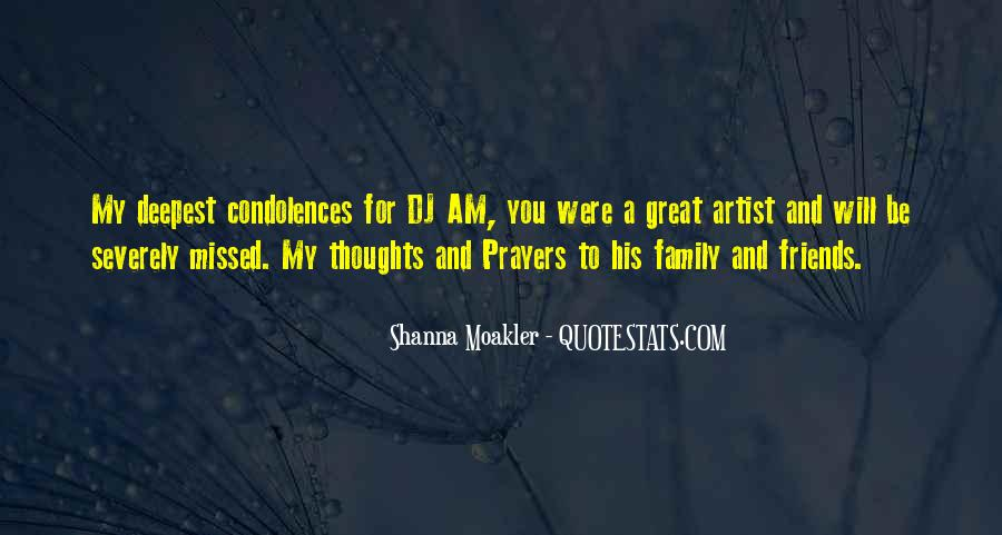 Quotes About Prayer For Family #1675237