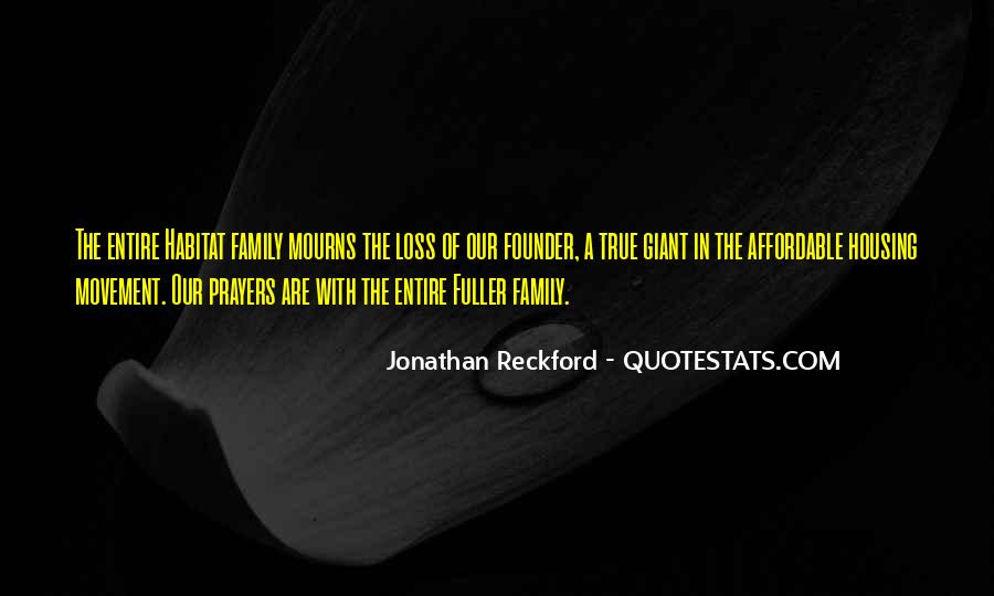 Quotes About Prayer For Family #1839975