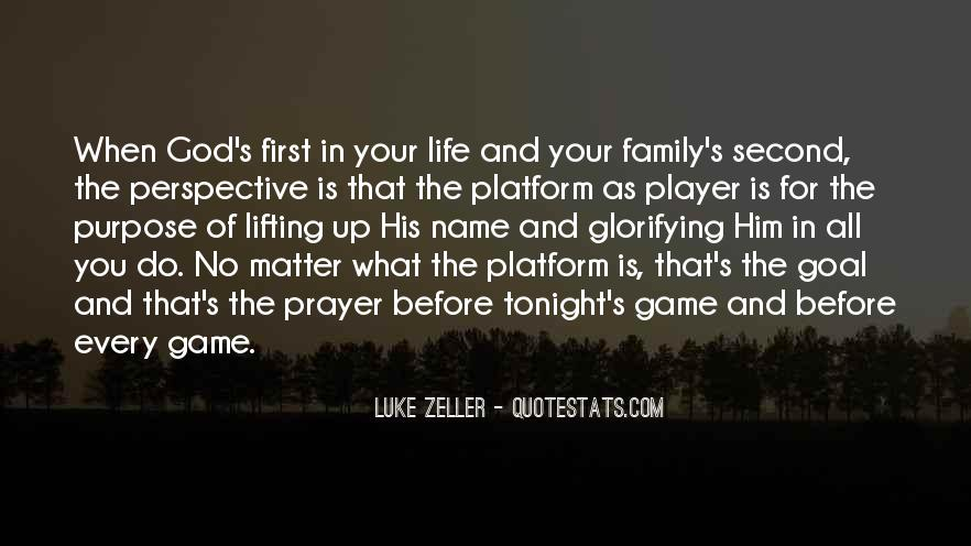 Quotes About Prayer For Family #191732