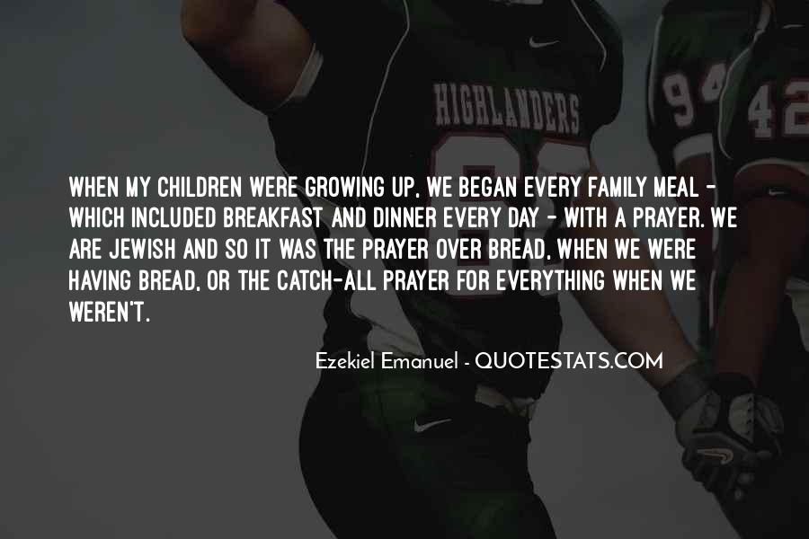 Quotes About Prayer For Family #347618