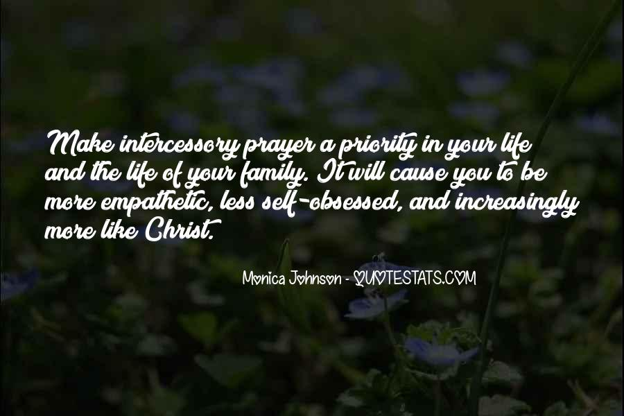 Quotes About Prayer For Family #456212