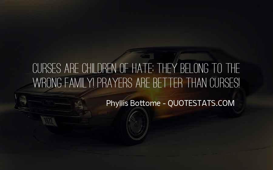 Quotes About Prayer For Family #544434