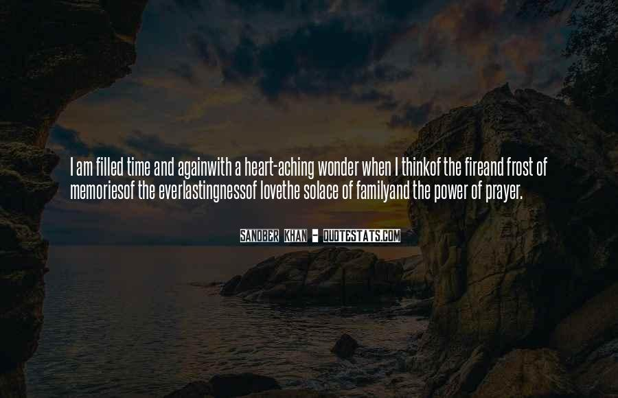 Quotes About Prayer For Family #795184