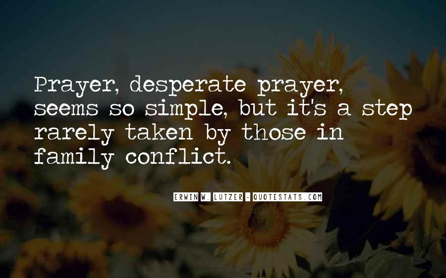 Quotes About Prayer For Family #949962