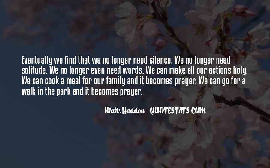 Quotes About Prayer For Family #955202