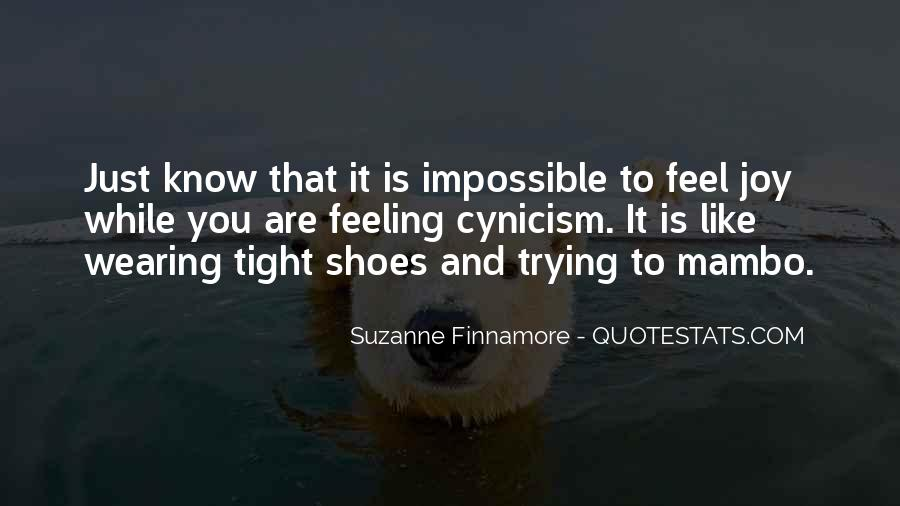 Quotes About Tight Shoes #617069