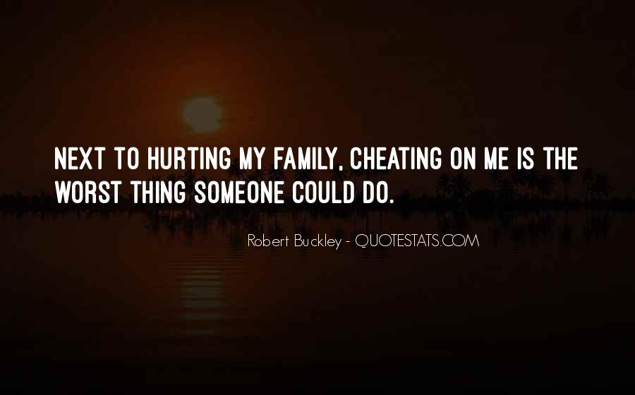 Quotes About Worst Family #1043759