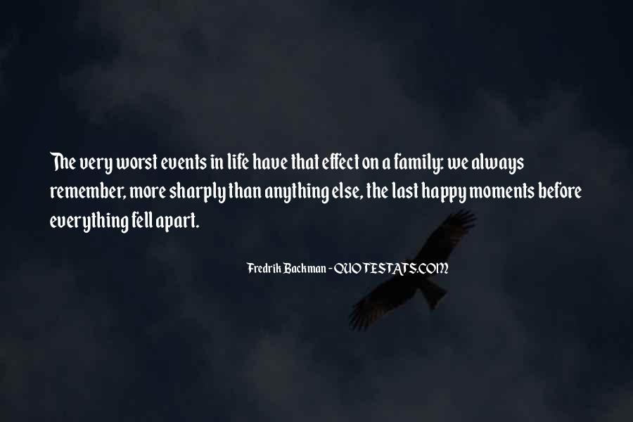 Quotes About Worst Family #462437