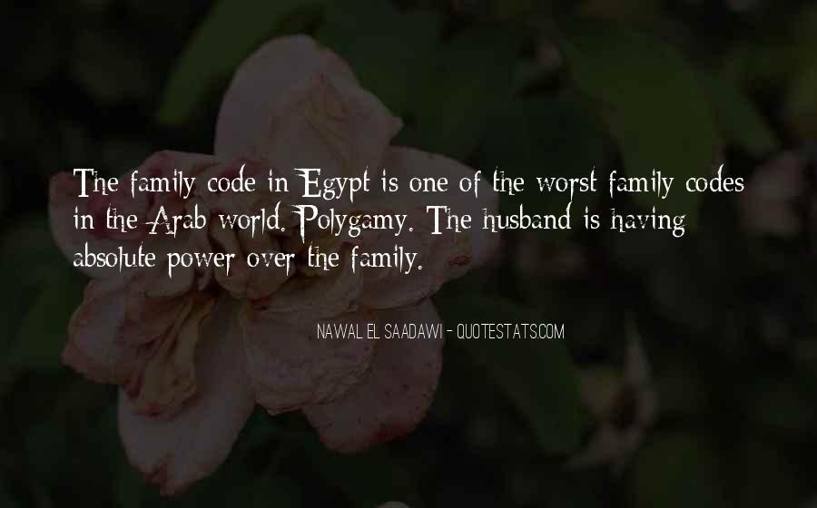 Quotes About Worst Family #542197