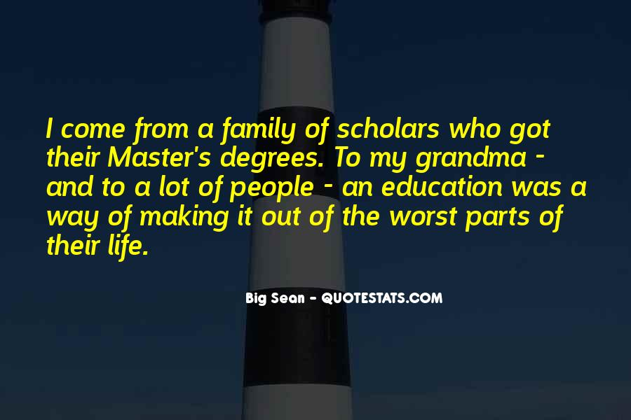 Quotes About Worst Family #866966