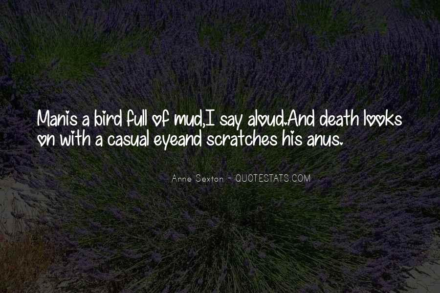 Quotes About Anus #1091421