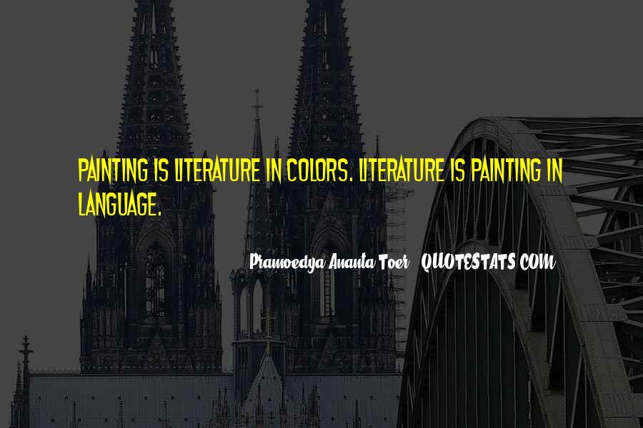 Quotes About Pramoedya #1116934