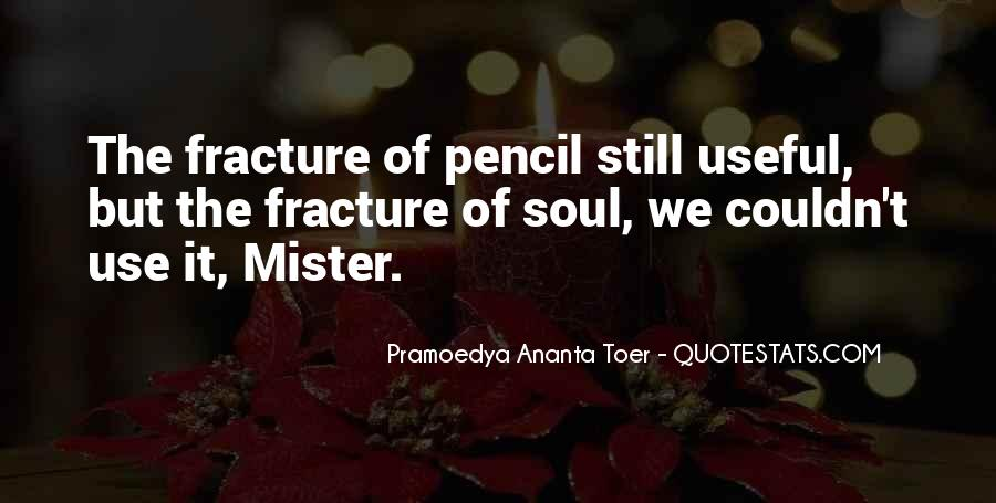 Quotes About Pramoedya #1560889