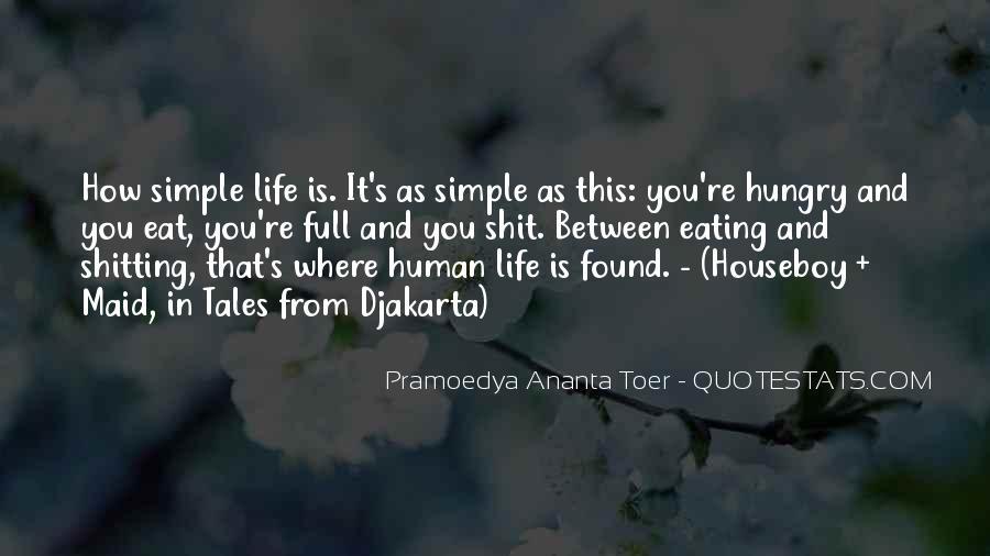 Quotes About Pramoedya #164509