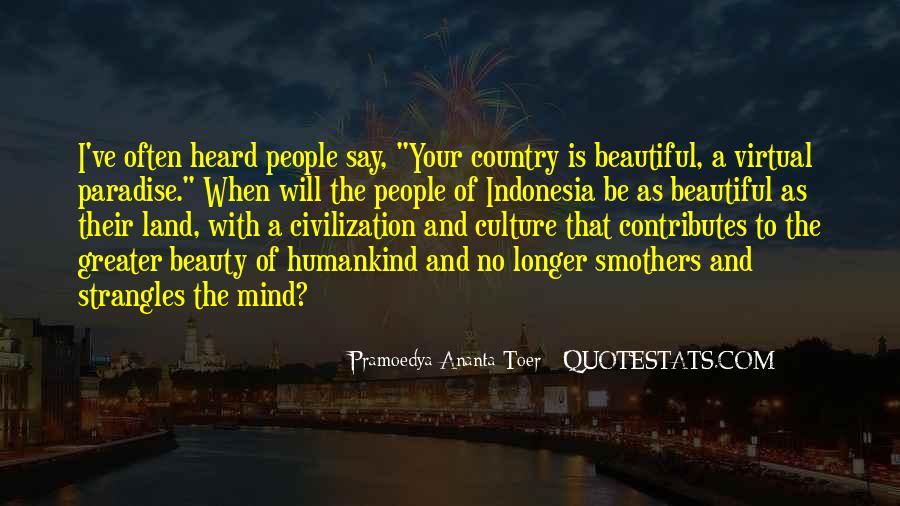 Quotes About Pramoedya #1731662