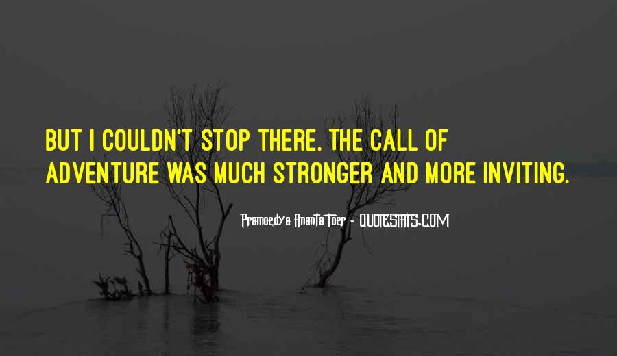 Quotes About Pramoedya #1764808