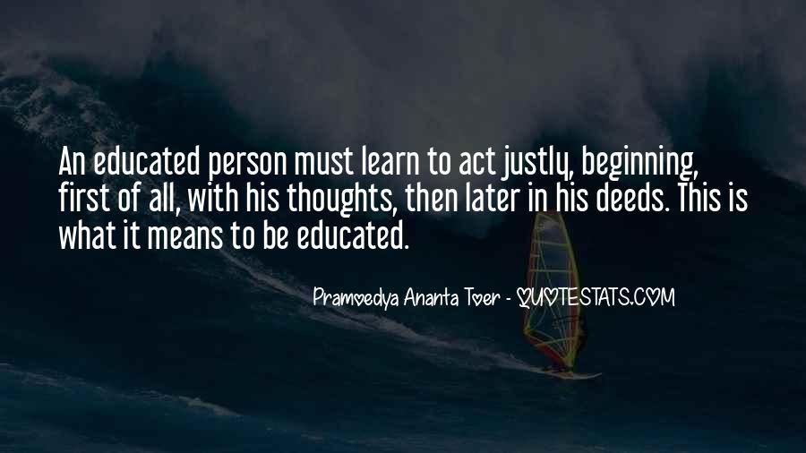 Quotes About Pramoedya #1809629