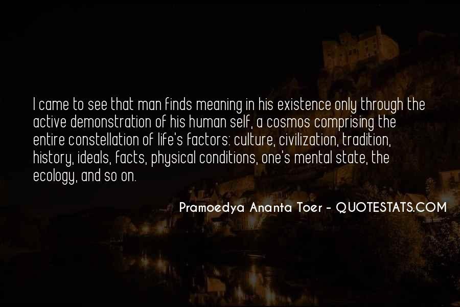 Quotes About Pramoedya #211829