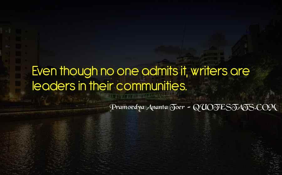 Quotes About Pramoedya #399352