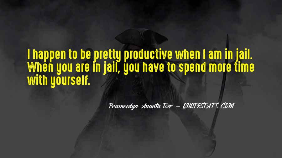 Quotes About Pramoedya #55468