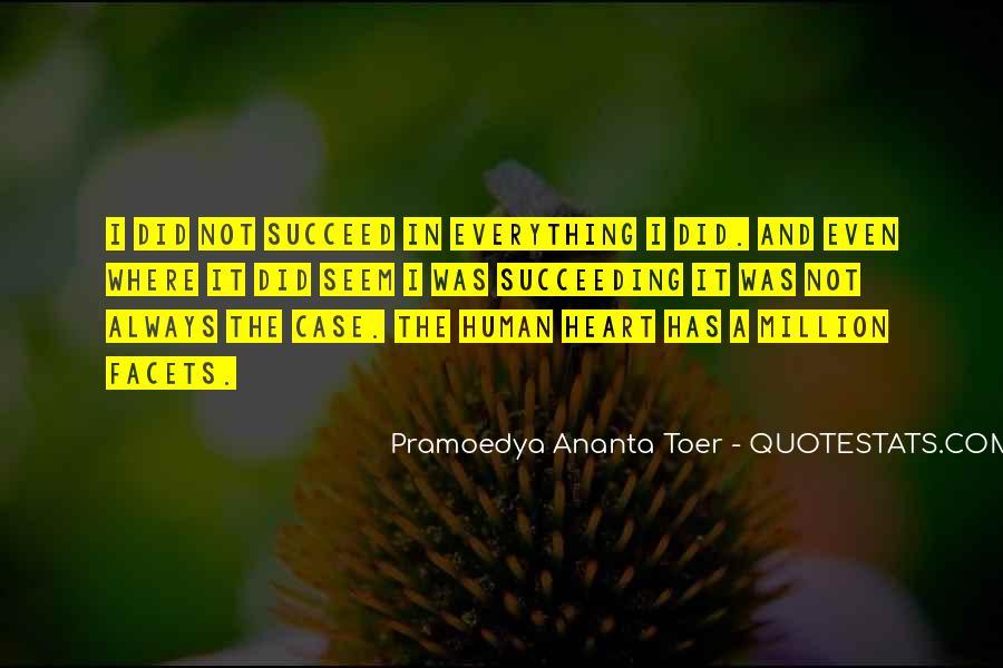 Quotes About Pramoedya #611552