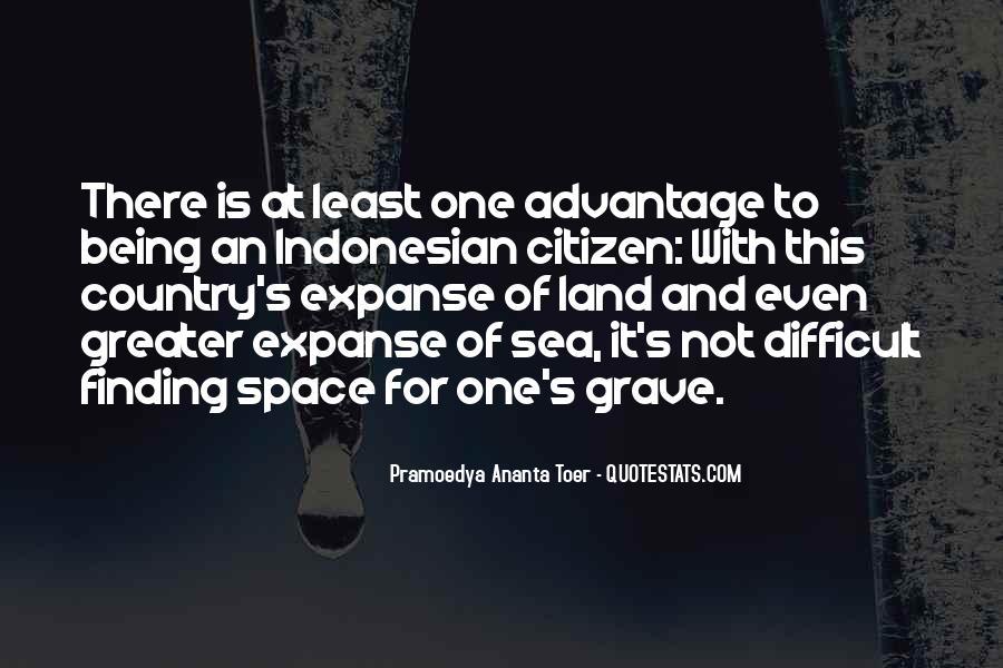 Quotes About Pramoedya #65177