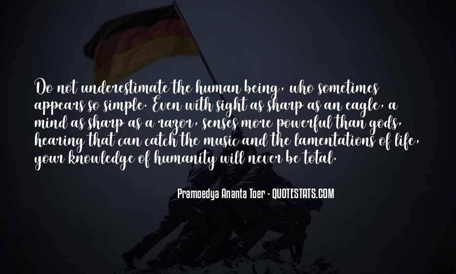 Quotes About Pramoedya #929925